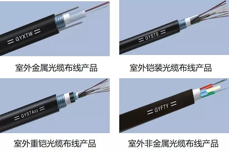 综合布线工程常用的线材及设备